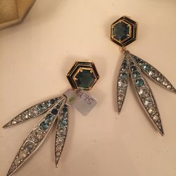Earrings, $220 (originally $275)