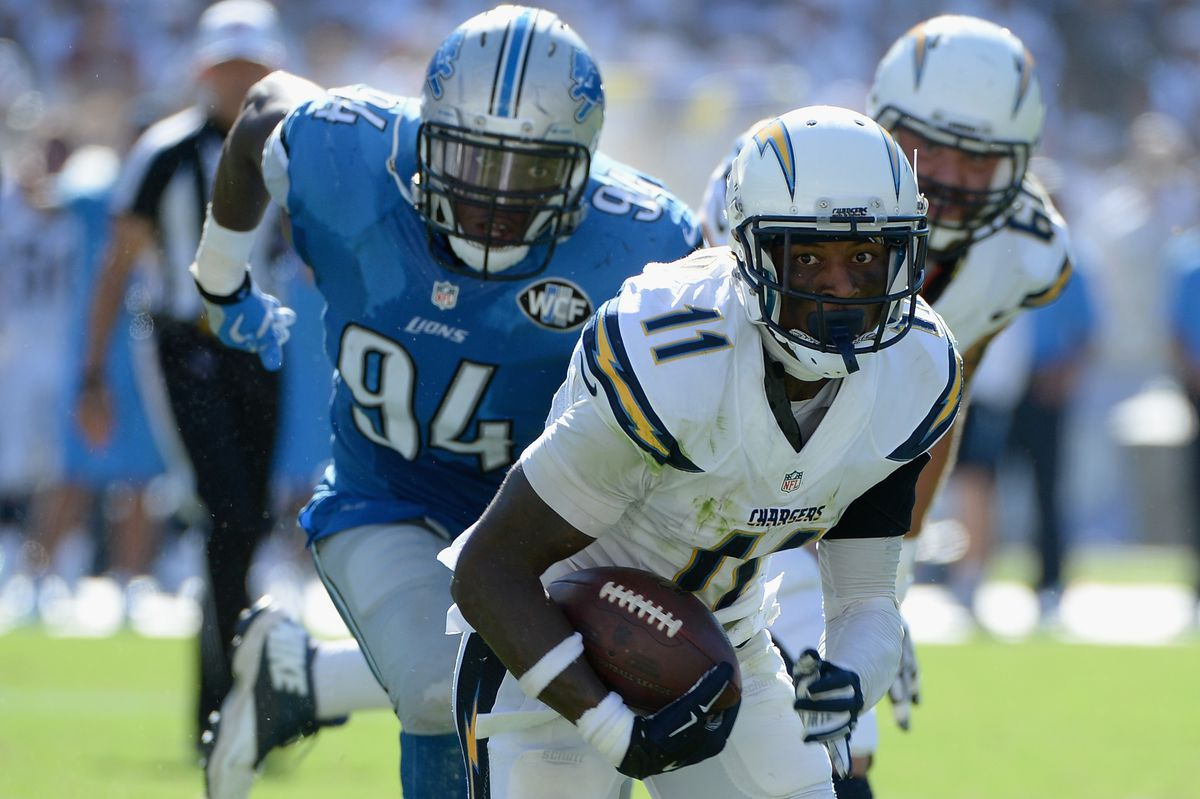 Detroit Lions v San Diego Chargers