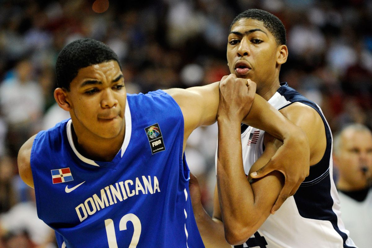 Uk Basketball: 2014 Kentucky Wildcats Basketball Recruiting: Karl Towns
