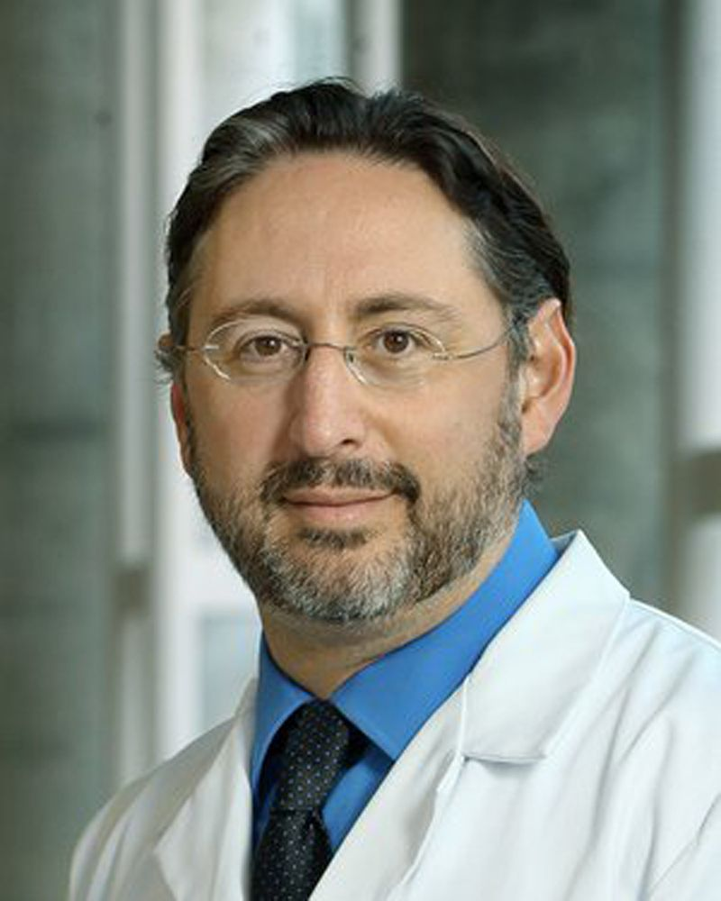 """Dr. Dorry Segev tellstransplant patients"""" """"Get vaccinated; act unvaccinated."""""""