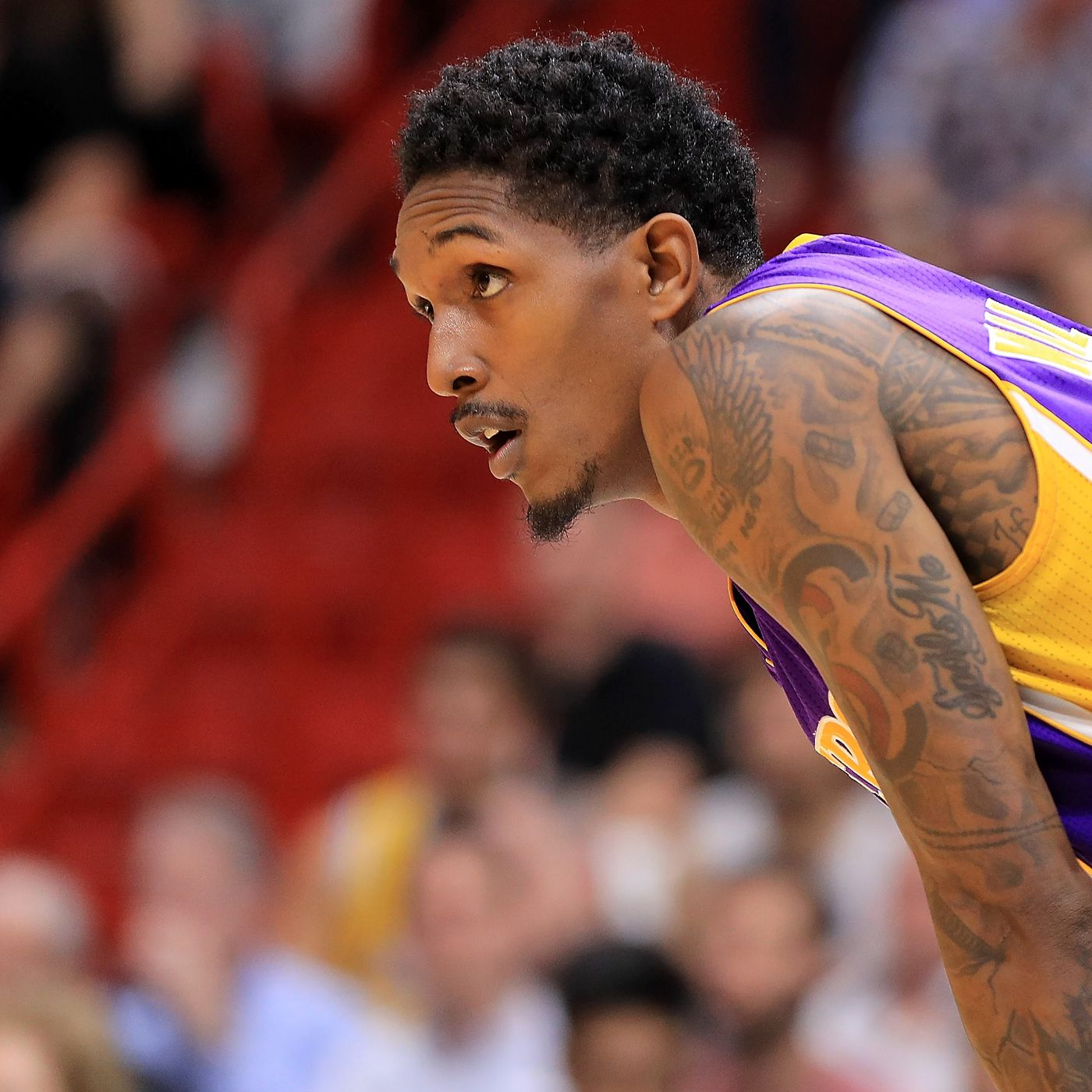 Lou Williams responds to fans saying he shouldn t play over the Lakers   younger players e9013ce9c