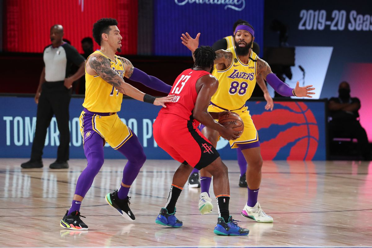 NBA Playoffs: Lakers vs. Rockets Preview, Starting Time ...