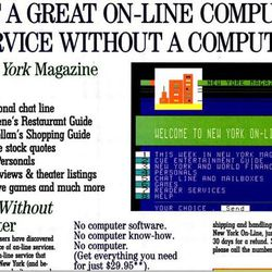 "[<a href=""http://books.google.com/books?id=BBkAAAAAMBAJ&pg=PA3&dq=gael+greene+january+1993&hl=en&sa=X&ei=mLoAUaHMCem40QHOwoDQBA&ved=0CDAQ6AEwAA#v=onepage&q&f=false"">New York Mag On-Line</a>]"