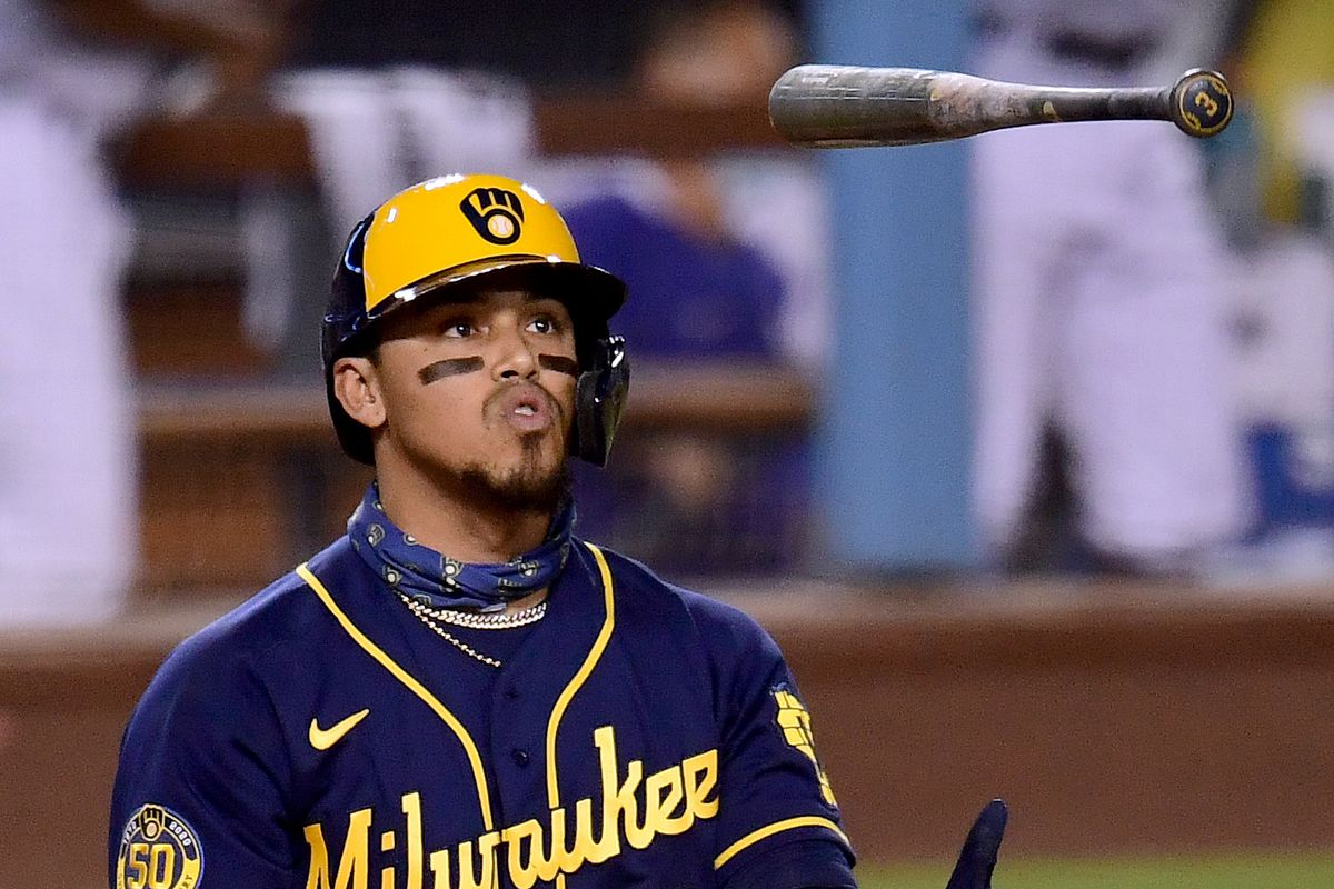 Wild Card Round - Milwaukee Brewers v Los Angeles Dodgers - Game Two