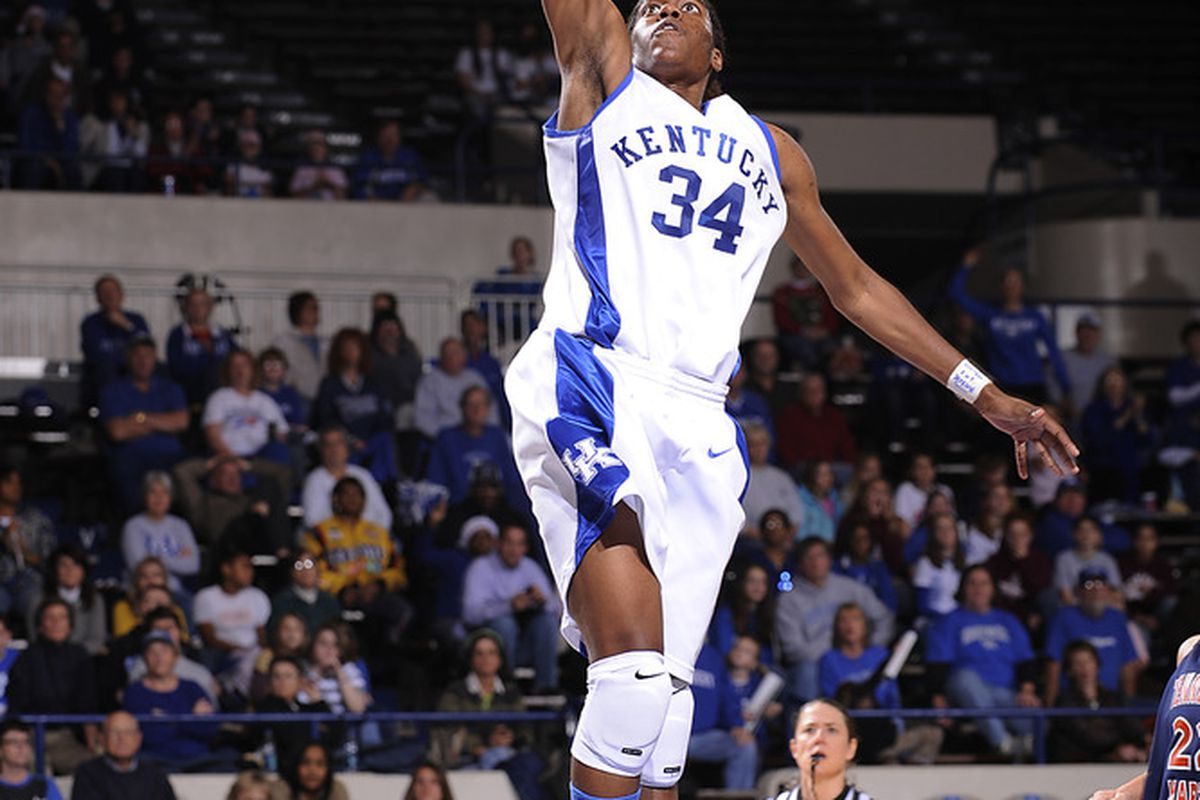 Victoria Dunlap Brings Her Defensive Intensity to the WNBA (Photo Courtesy of Kentucky Athletics)