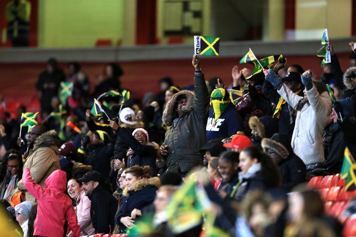 Nottingham Forest Women v Jamaica