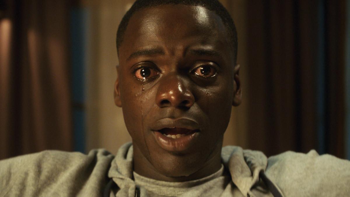 Get Out - Daniel Kaluuya eyes scene
