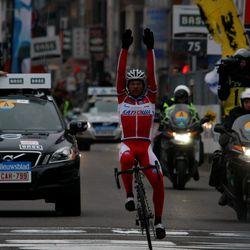 Luca Wins!