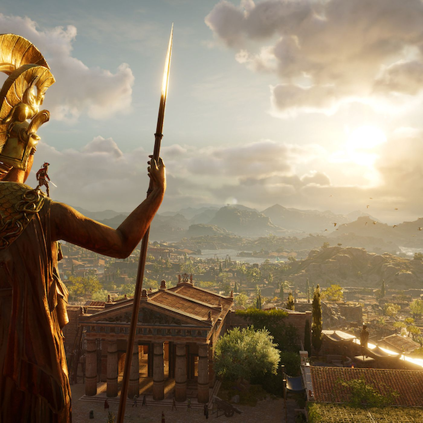 Google Is Giving Away Assassin S Creed Odyssey For Free If You