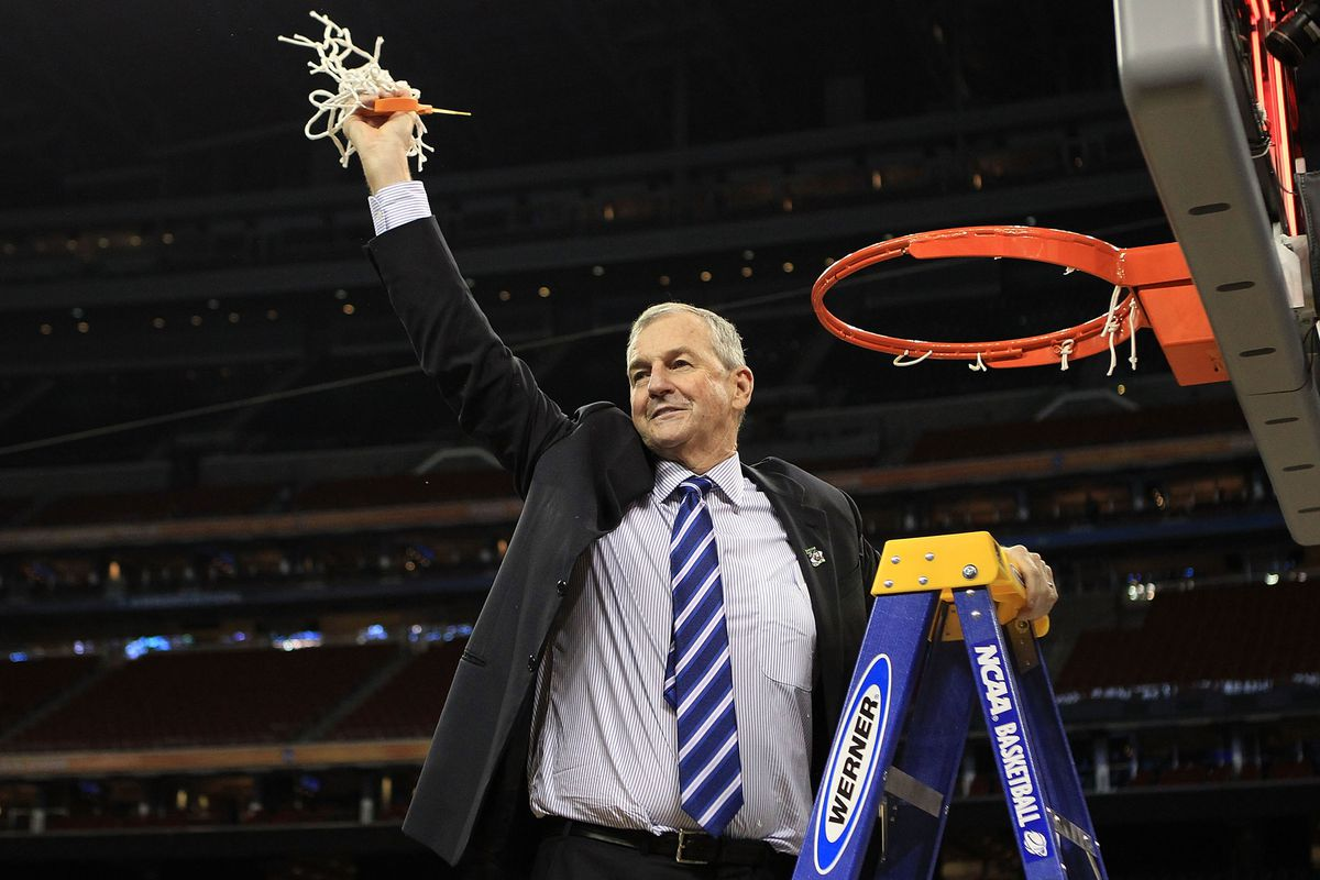 (Photo by Streeter Lecka/Getty Images) According to reports Connecticut Coach Jim Calhoun will announce his retirement on Thursday, Calhoun won 873 games as head coach and three National Championships.