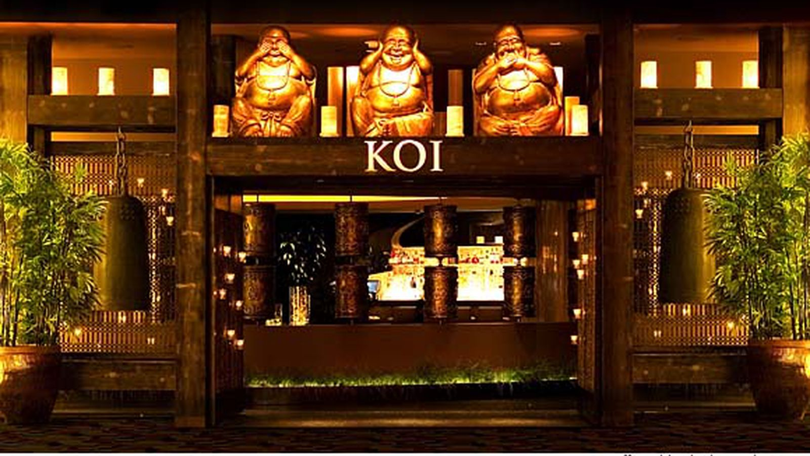 Philippe sells gansevoort space to la sushi hot spot koi for Koi new york