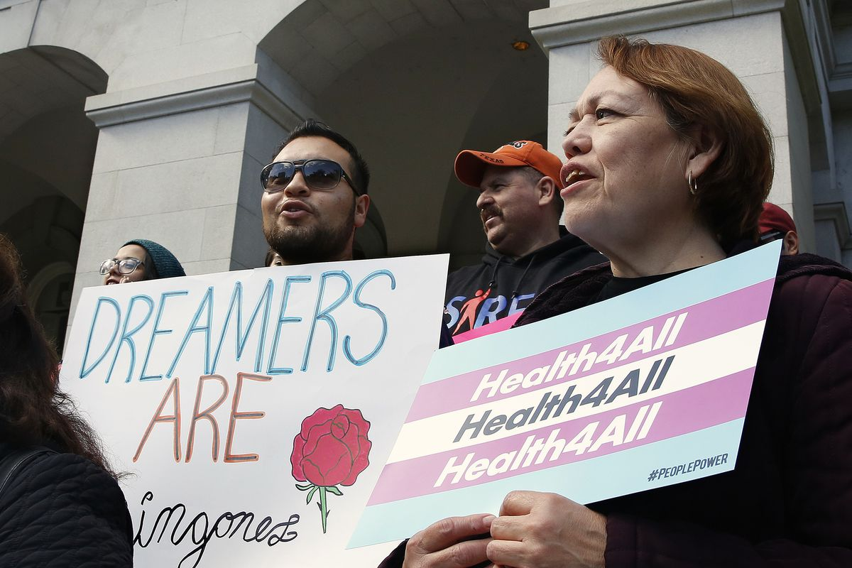 California will expand health care to young unauthorized immigrants