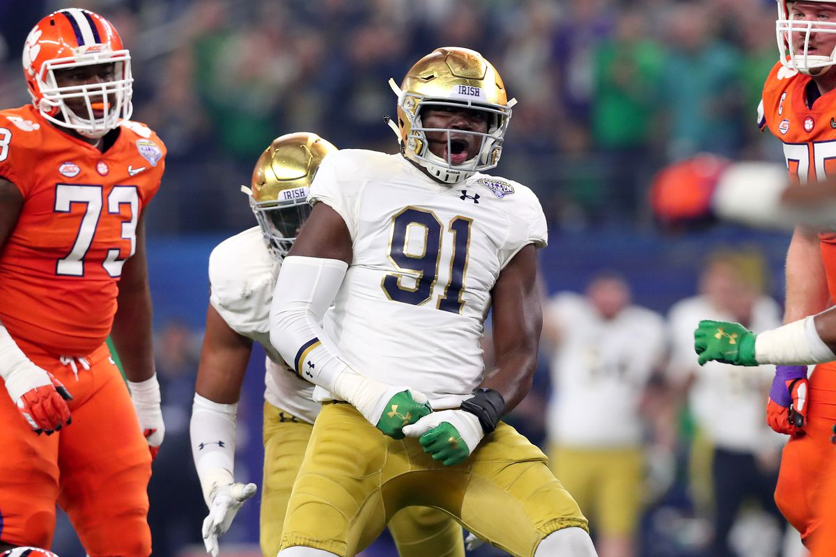 Statistical Evidence Shows That Notre Dame Wasn't ...