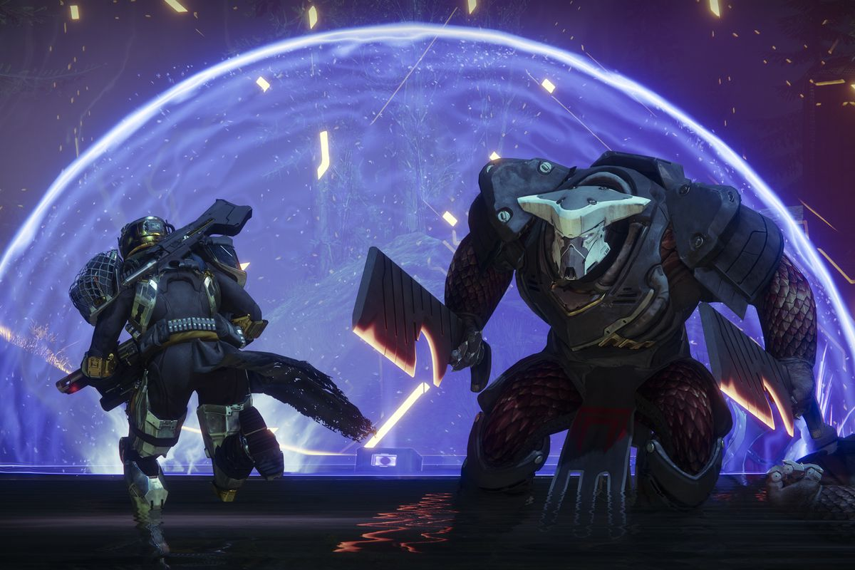 Destiny's most annoying leveling quirk is gone in Destiny 2