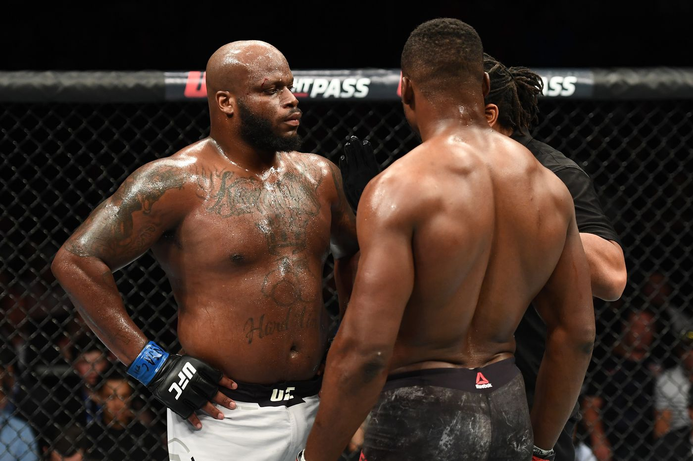 Cormier: Derrick Lewis has more power than Francis Ngannou — 'That's just reality' - MMAmania.com