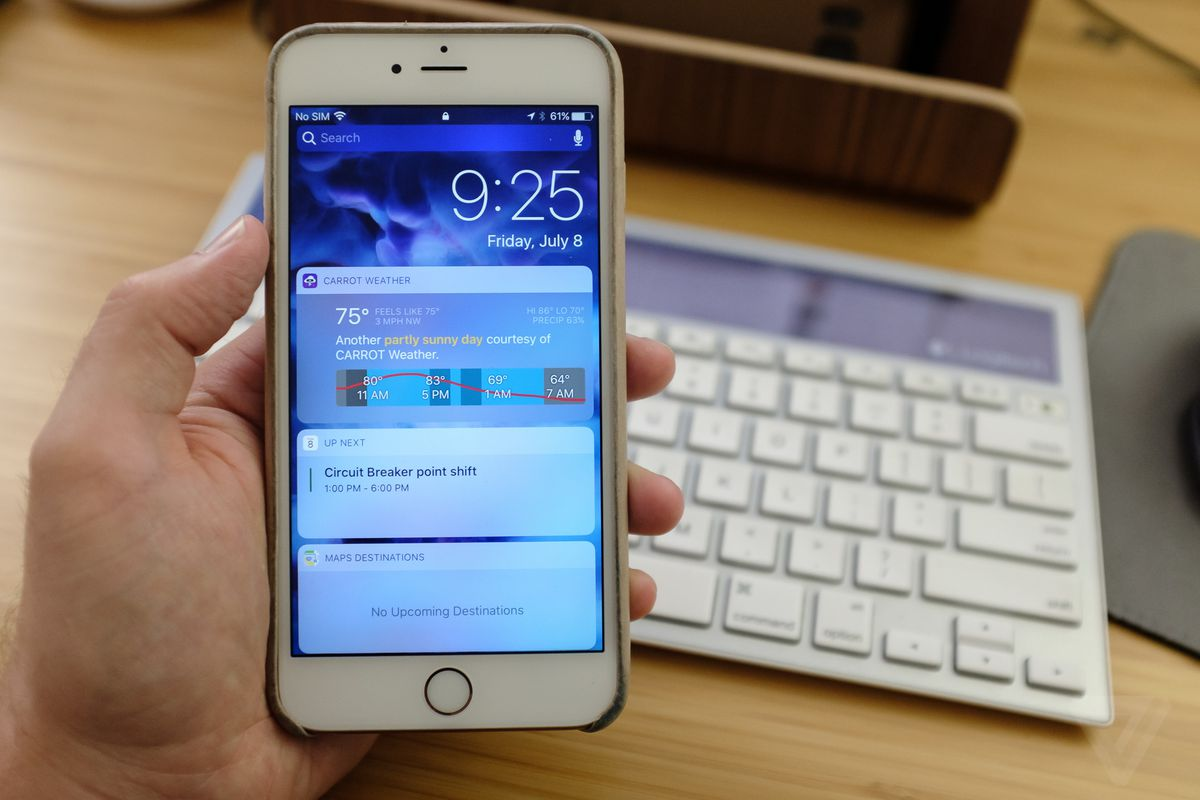 New iOS 10 security flaw makes it easier to crack iPhone ...