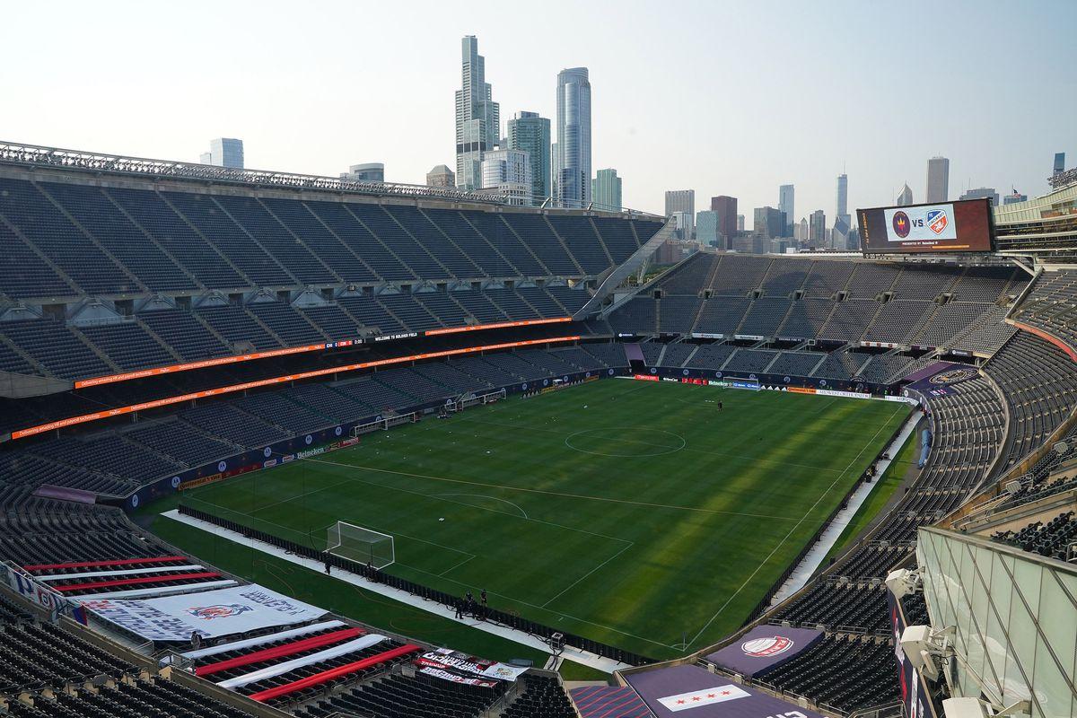 MLS: FC Cincinnati at Chicago Fire