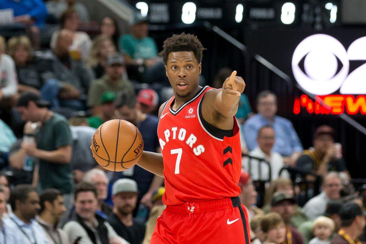FiveThirtyEight Toronto Raptors NBA Finals Kyle Lowry