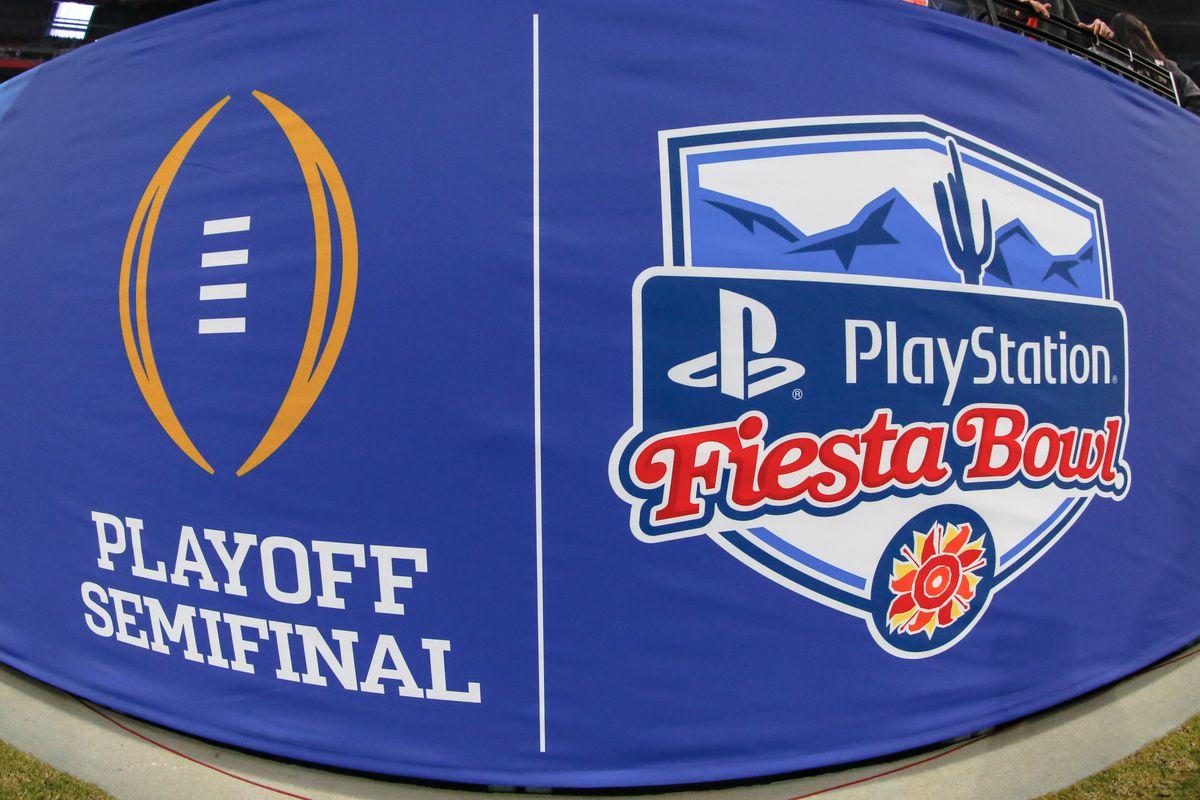 NCAA FOOTBALL: DEC 31 CFP Semifinal - Fiesta Bowl - Ohio State v Clemson