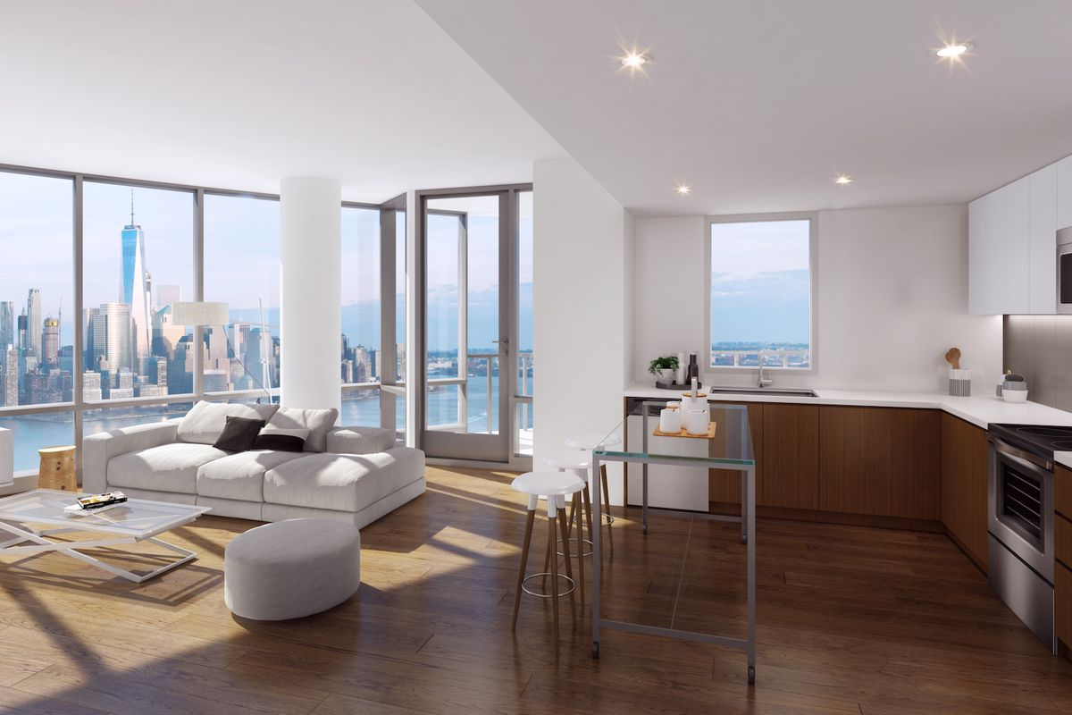 Jersey City's newest luxury rental, Ellipse, launches from ...