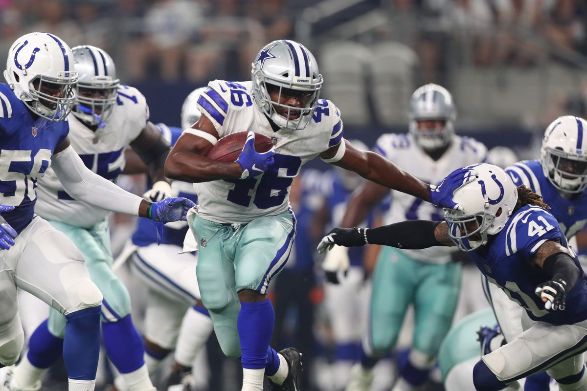Eagles vs. Cowboys Point Spread: NFL Week 11 Prediction, Pick