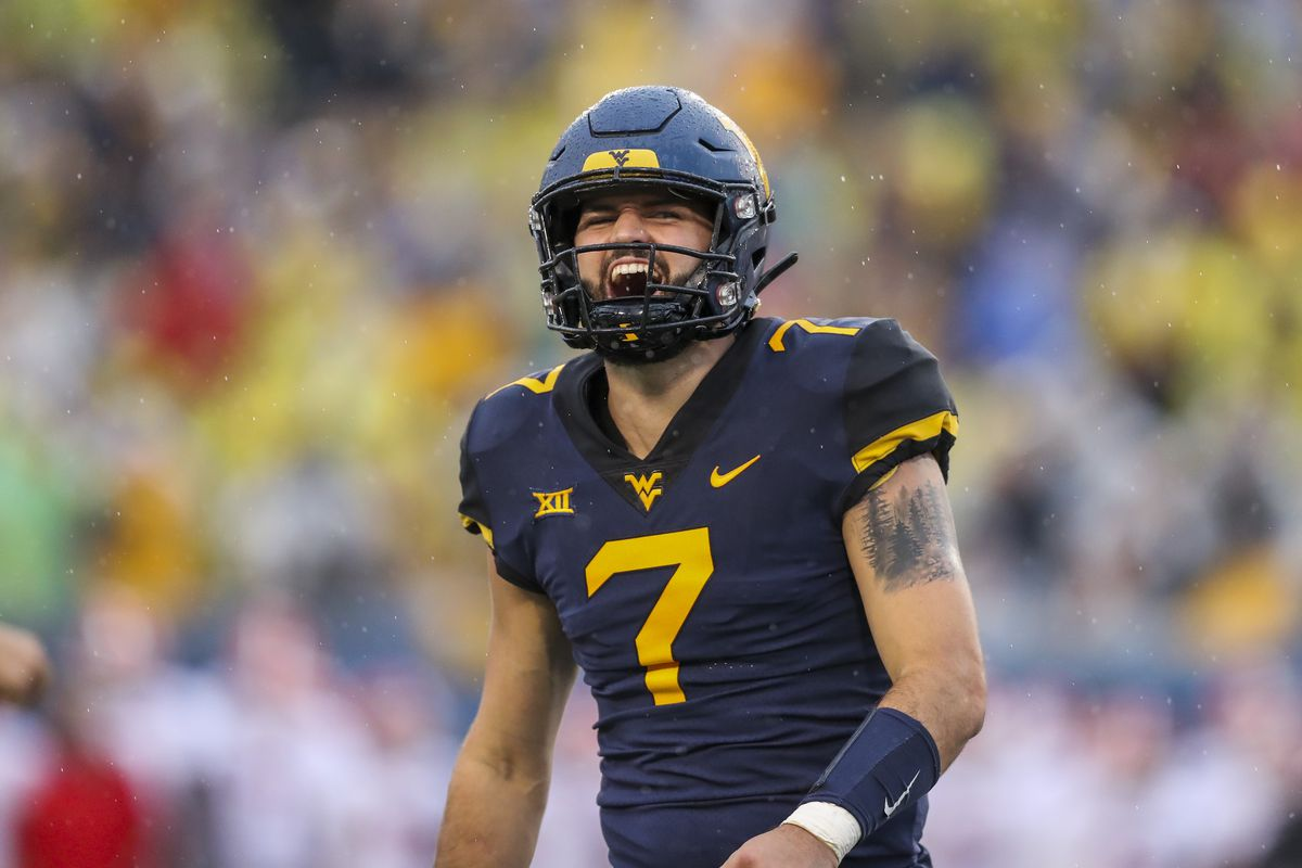 The Shotgun Throwdown (9 19 18)  Will Grier an NFL Draft first-rounder  according to scouts 04d4253a1