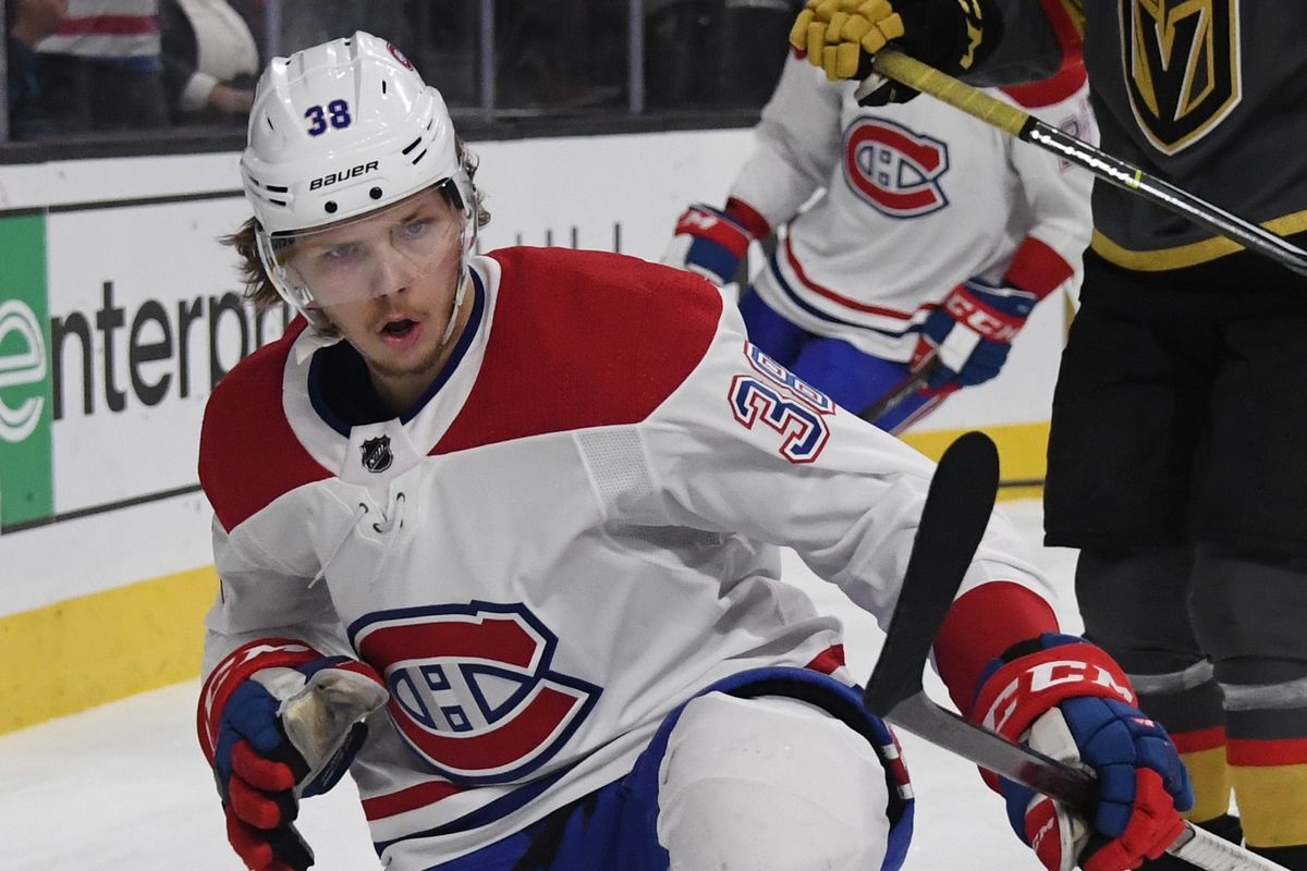 Montreal Canadiens v Vegas Golden Knights
