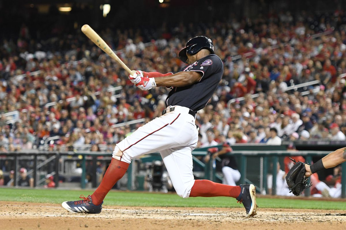 National League : Washington Nationals clinch East title