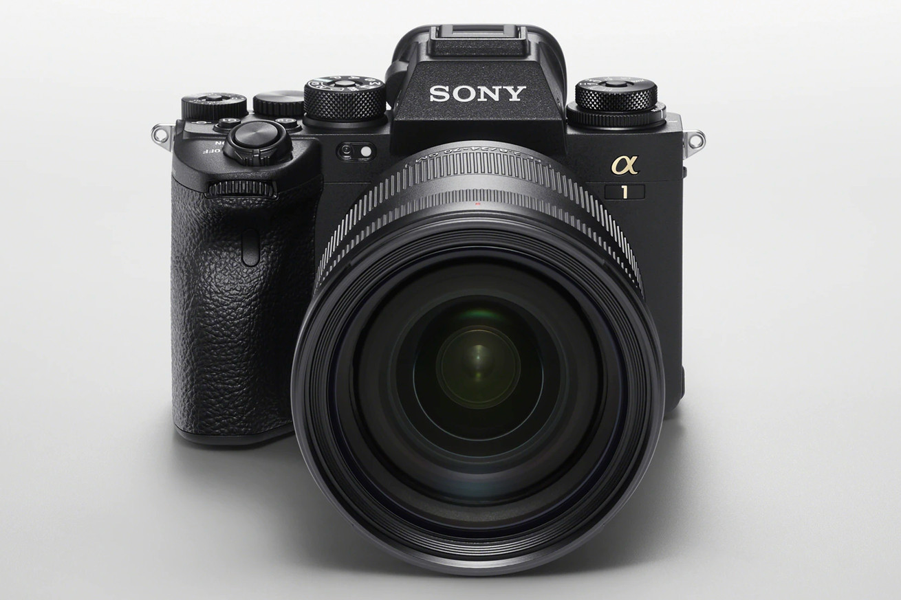 The Alpha 1 is Sony's new flagship camera with monstrous specs and a ,500 price