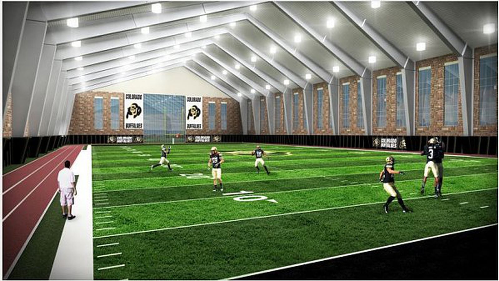 Digging into the new CU facilities project