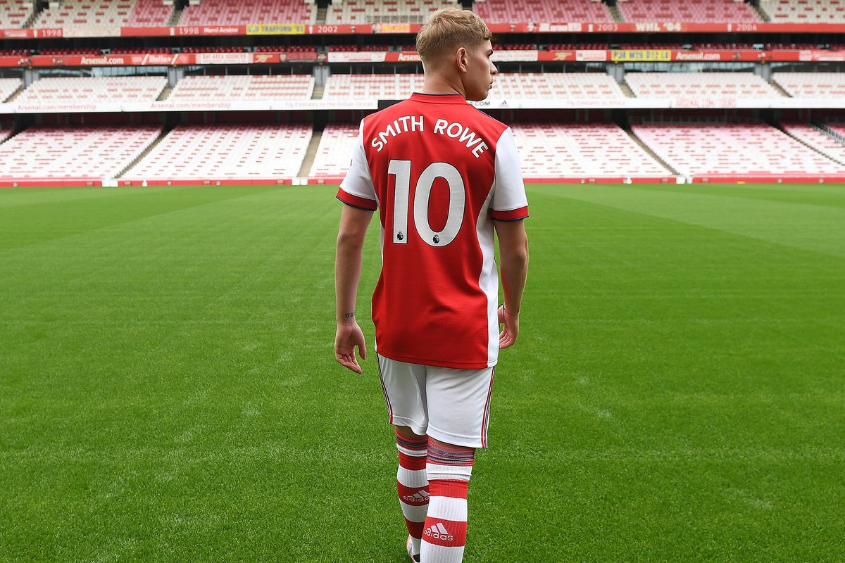 Emile Smith-Rowe - Arsenal - Premier League