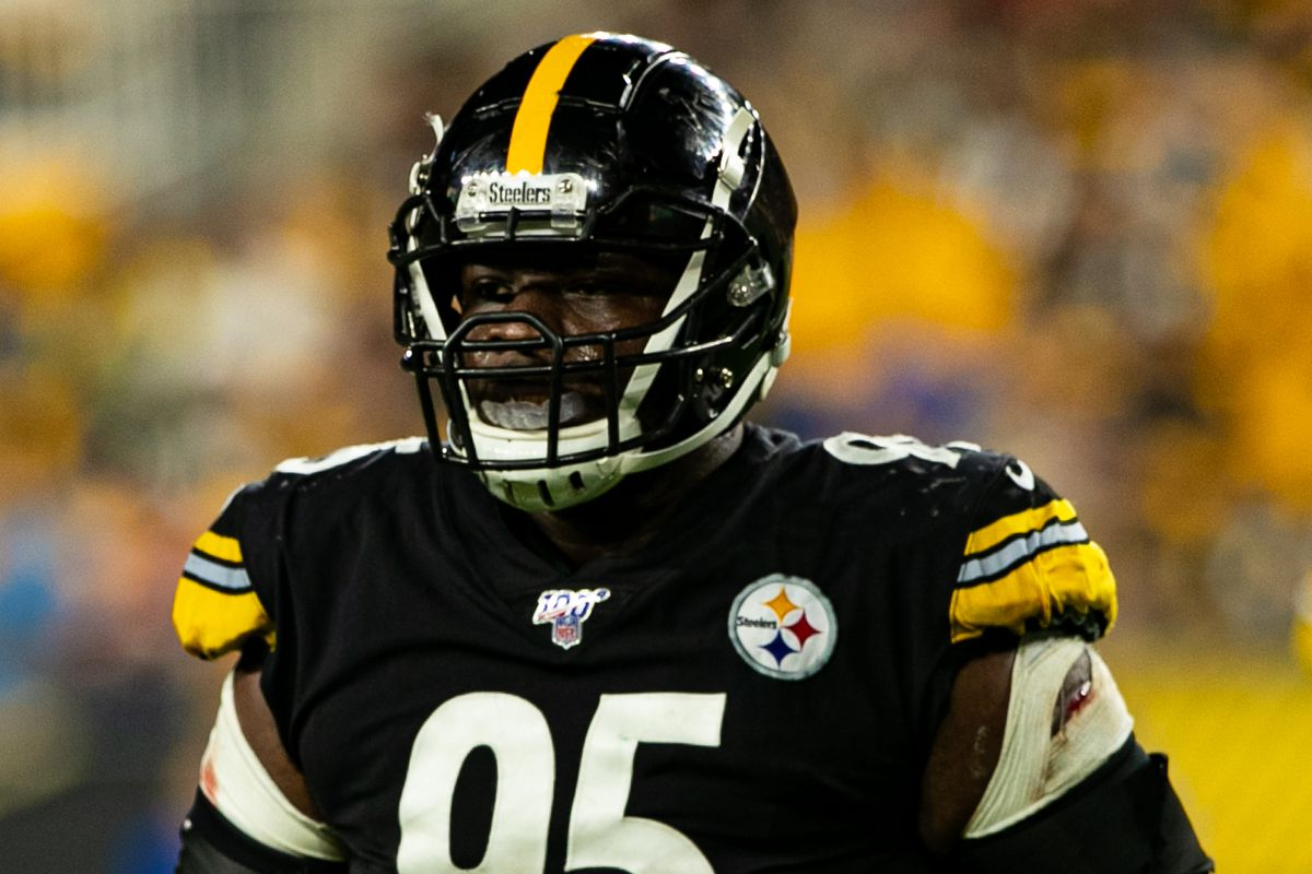 huge selection of daefe 96059 Steelers DT Lavon Hooks reportedly out for season with ...