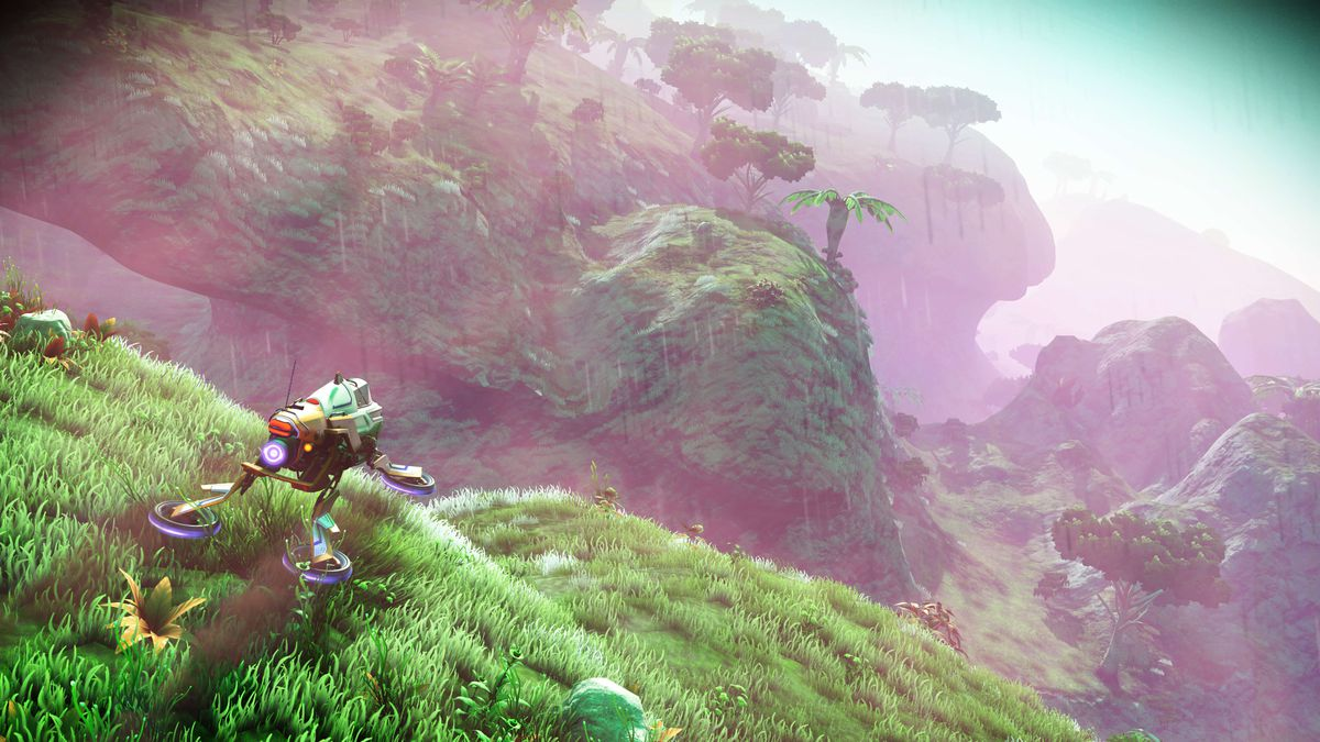Dead End Thrills No Mans Sky Photos are Achingly