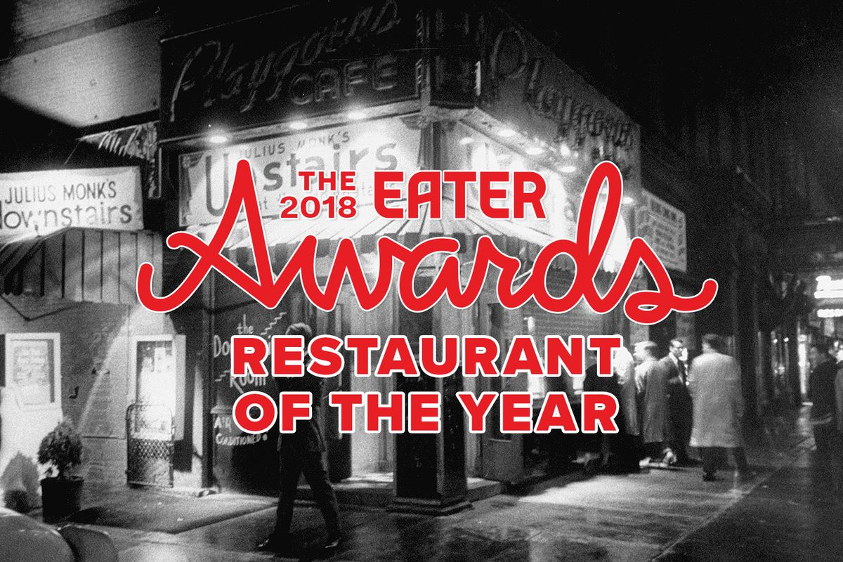 Restaurant of the Year voting