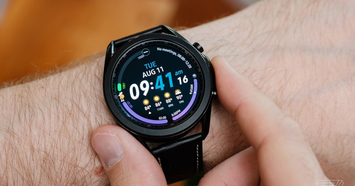 Samsung ECG Support is Here, Galaxy Watch Owners