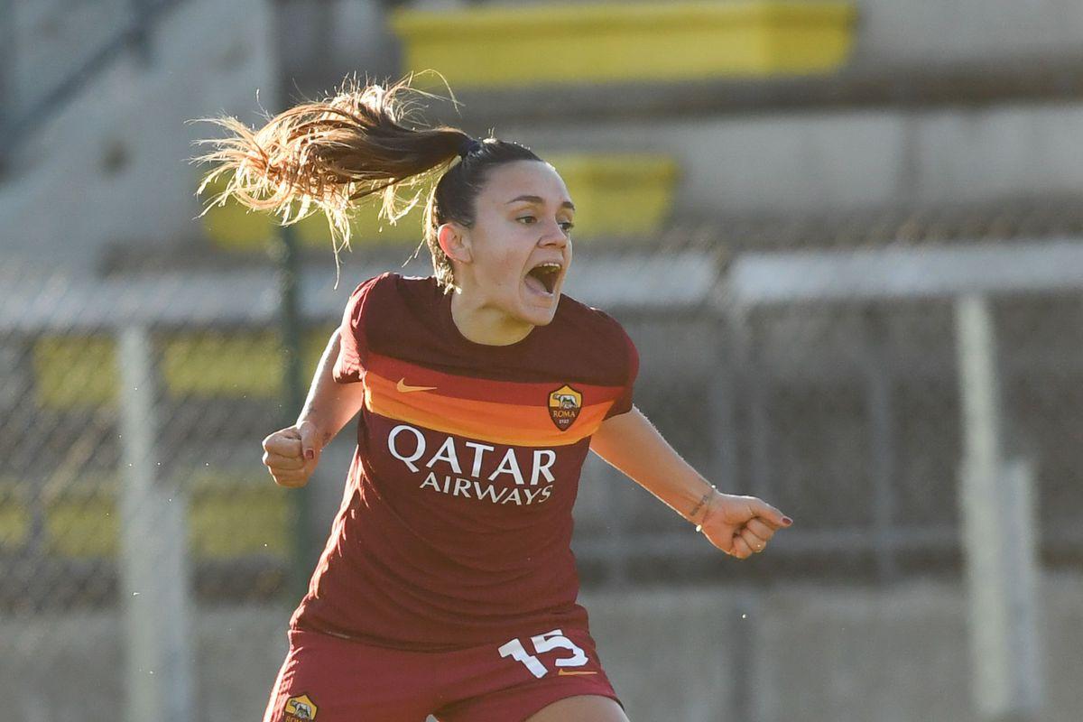 AS Roma v SSC Napoli - Women Serie A