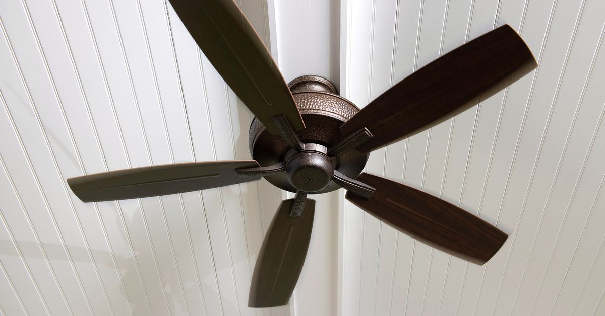 How To Install A Ceiling Fan This Old House