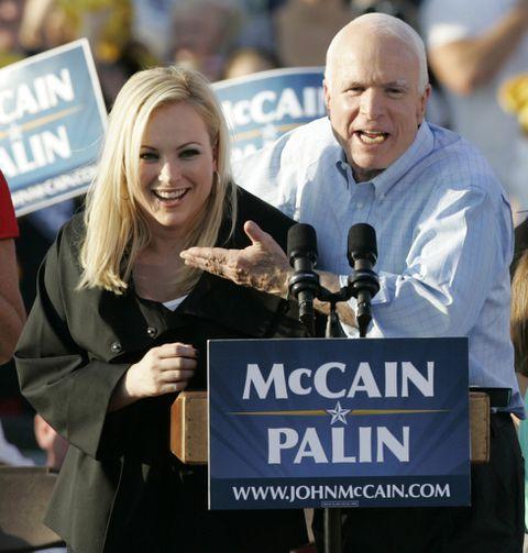 John McCain, senator, war hero and presidential candidate