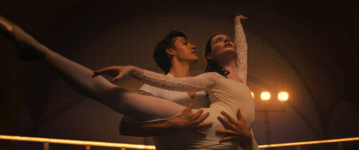 """Daniel Camargo and Diana Silvers star in the drama """"Birds of Paradise."""""""