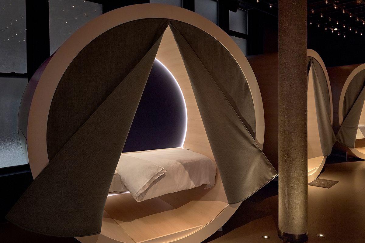 Casper S New Sleep Store The Dreamery Sells Naps For 25