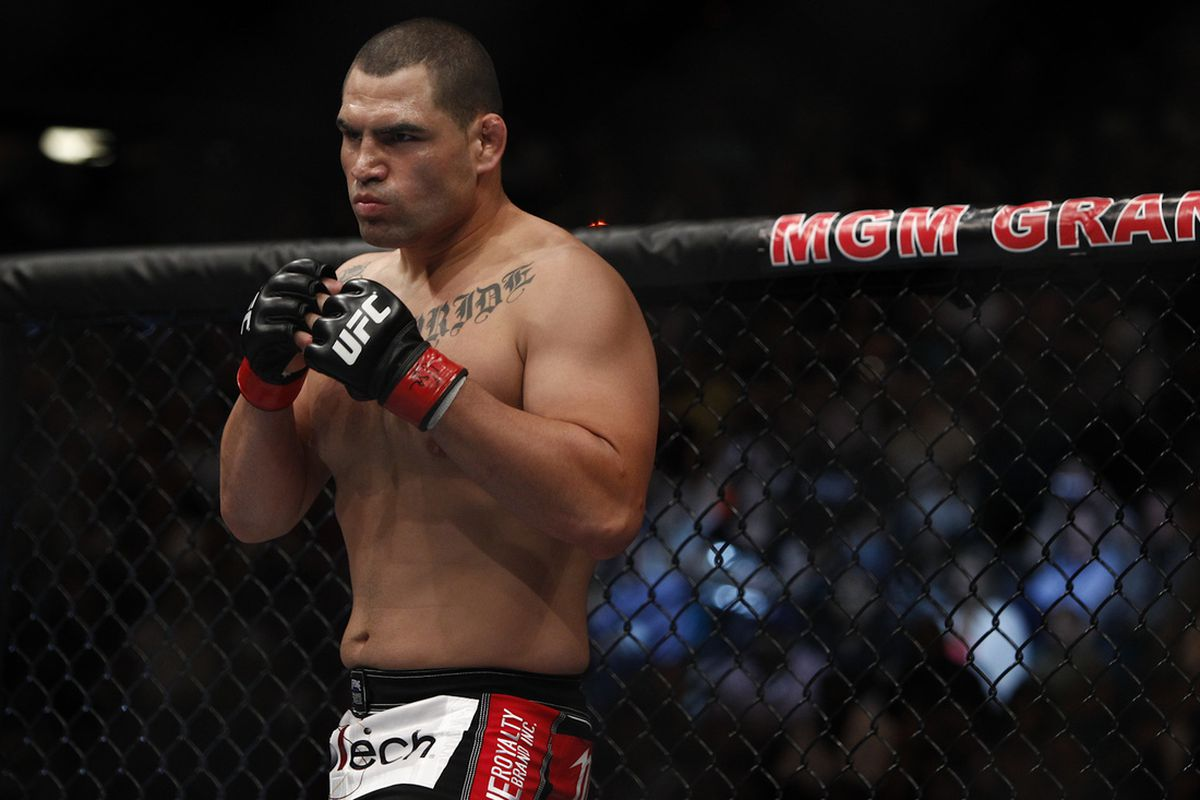 cain velasquez vs  antonio silva fight video highlights