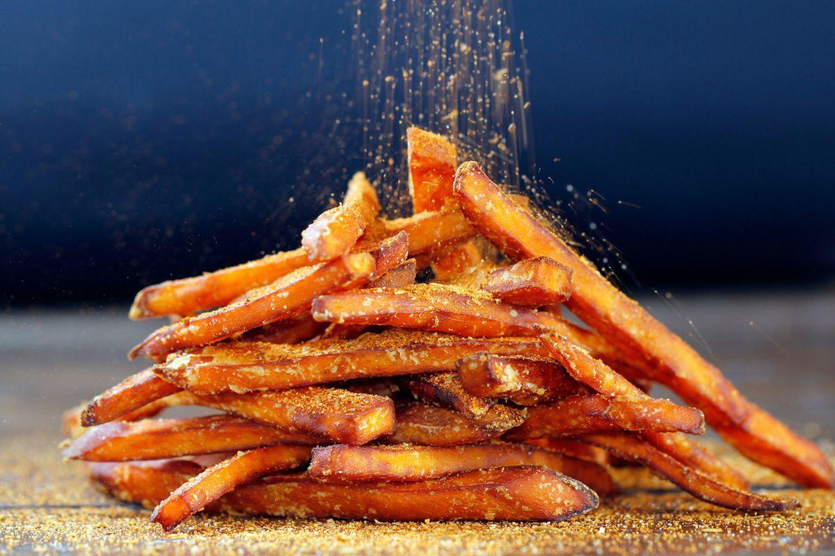 Sweet potato shortage in the U.K. could rid the U.K. of sweet potato fries