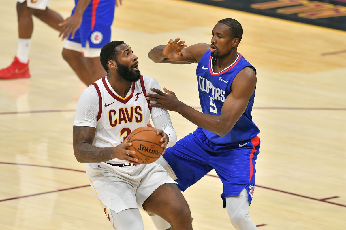 Los Angeles Clippers v Cleveland Cavaliers