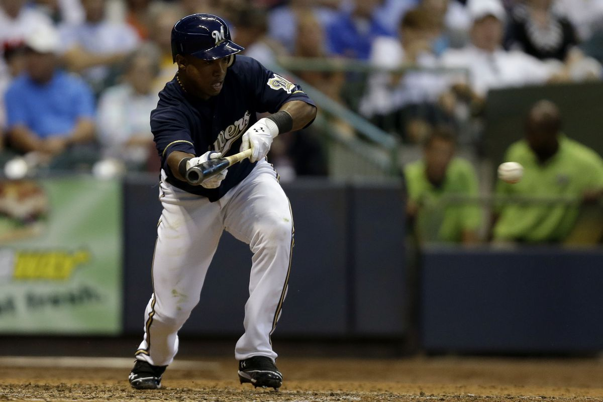 Jean Segura, not hitting a home run