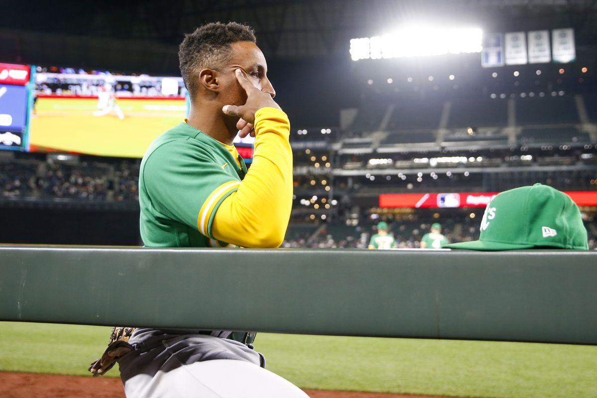 MLB: Oakland Athletics at Seattle Mariners