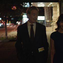 """Kevin Kline and Mary Steenburgen in """"Dean."""""""