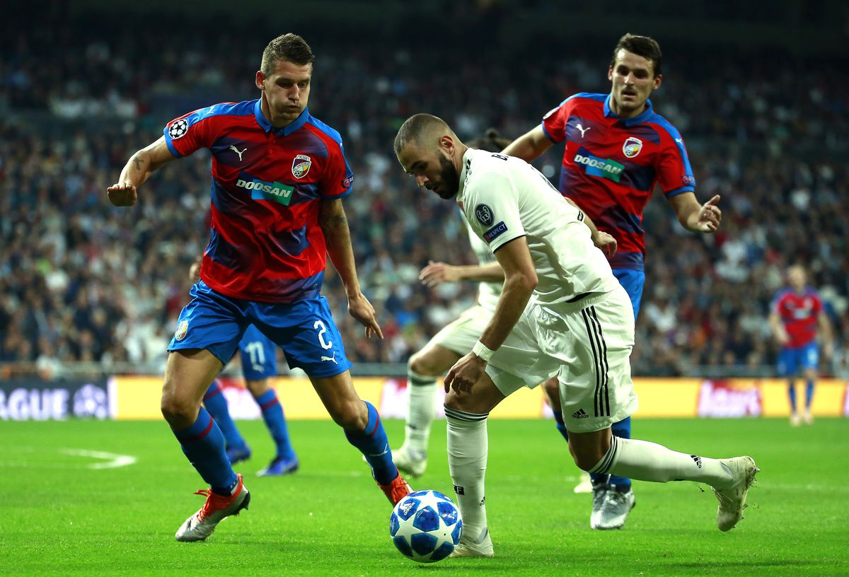 Player Ratings Real Madrid 2: Champions League Player Ratings: Real Madrid 2-1 Viktoria