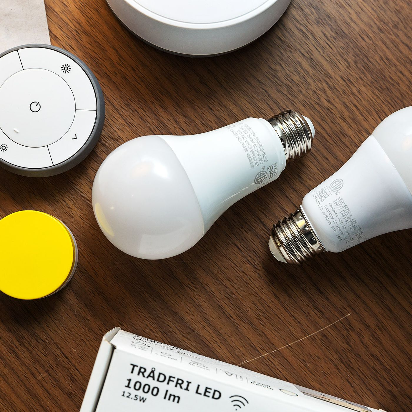 Ikea's smart lights are as stylish and breakable as its