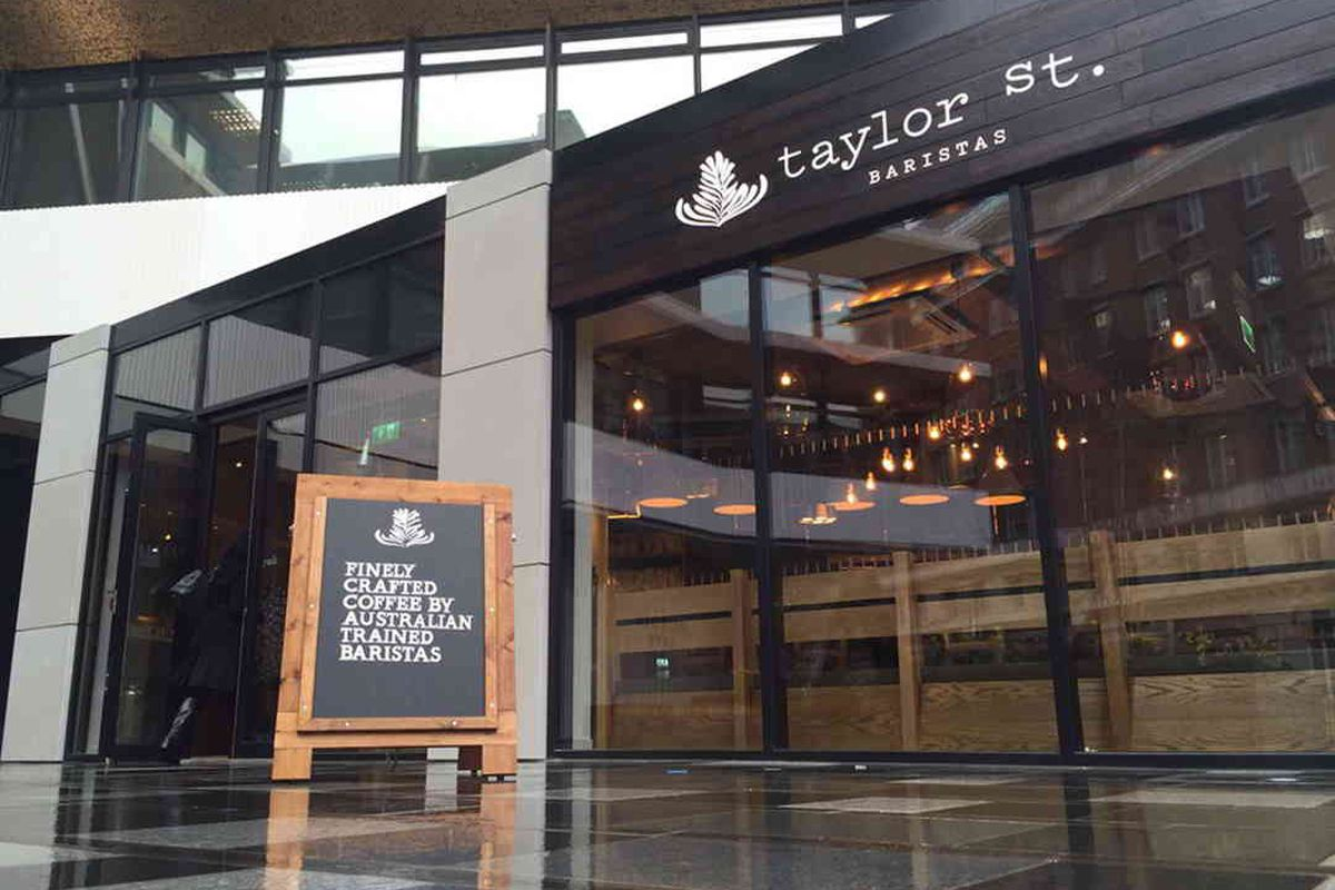 Taylor Street Baristas cafes and coffee roaster have run out of money