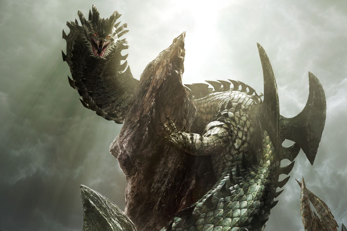 Monster hunter 4 ultimate ships a million in the west dev monster hunter 4 ultimate ships a million in the west dev celebrates with a free theme voltagebd Image collections
